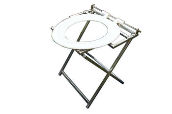 967167006 Portable Toilet Stand   Folding Commode Stool - Buy Portable Toilet ...