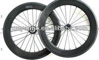 13.08011 20 inch BMX carbon wheels 50mm clincher 406mm 24.8m wide