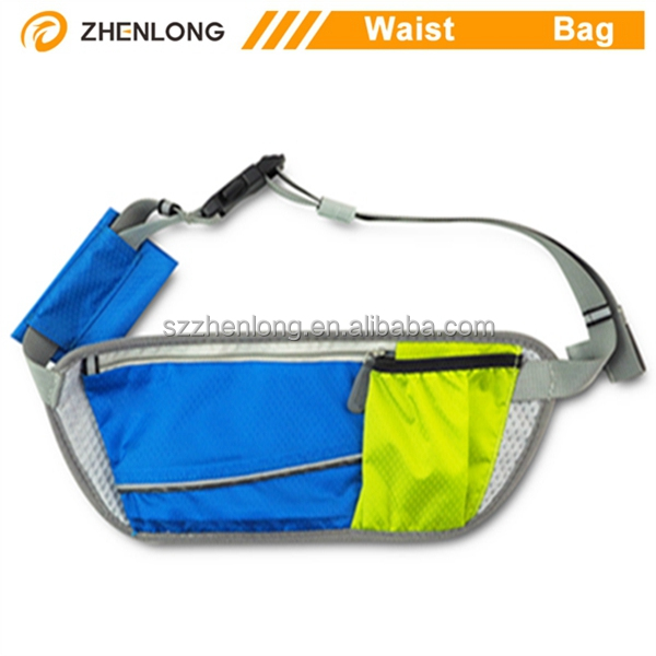 nurse pocket travel sport nylon waist bag phone pouch