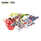 Customized Printing Microfiber Sunglass Eye Glasses Pouches Bags