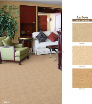 Luxury wool floor carpet for meeting room,reception hall,VIP room