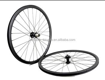 Mtb 27 5er Wheels High-profile Carbon Wheels Chinese Carbon Fiber Mountain  Bike Wheels For Sales - Buy Carbon Road Wheelset,Disc Brake 260mm,Carbon