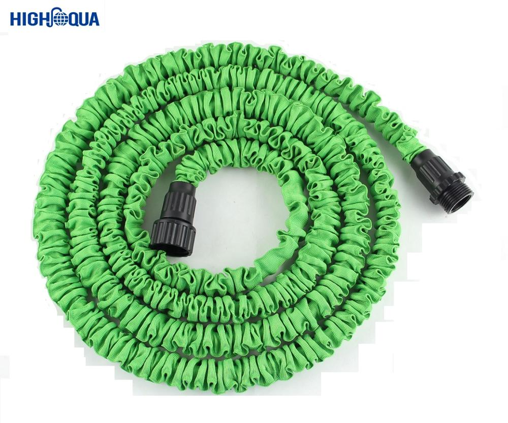 High performance magic extending pipe/expandable water hose/retractable garden pipe