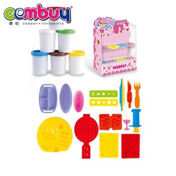 Best Selling Kids Craft Toy Making Magic Diy Set Model Magic Clay