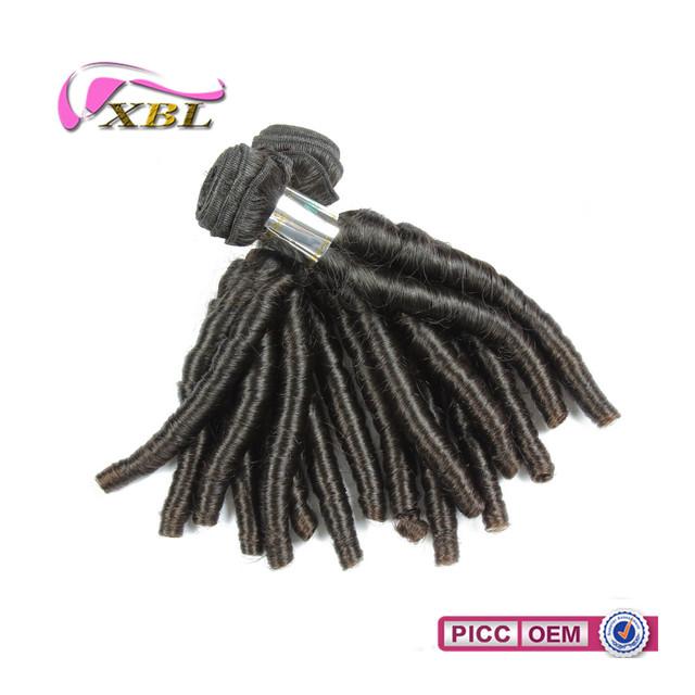 China Saxy Lady Spiral Curl Weaving For Individual Buyer Grade aaaa Virgin Peruvian Hair