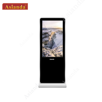 72 inch post free ads digital signage media player hd