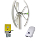 1kW vertical wind turbine price wind energy electric generating windmills for sales