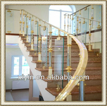 Removable Stair Handrail Balustrade/ Stair Railing