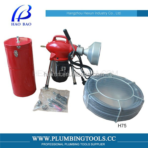 Sewage Pipe Cleaning Equipment Sewer Drain Cleaning