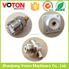 gold/silver plated so259 connector to pl239 connector adaptor rf coaxial connector