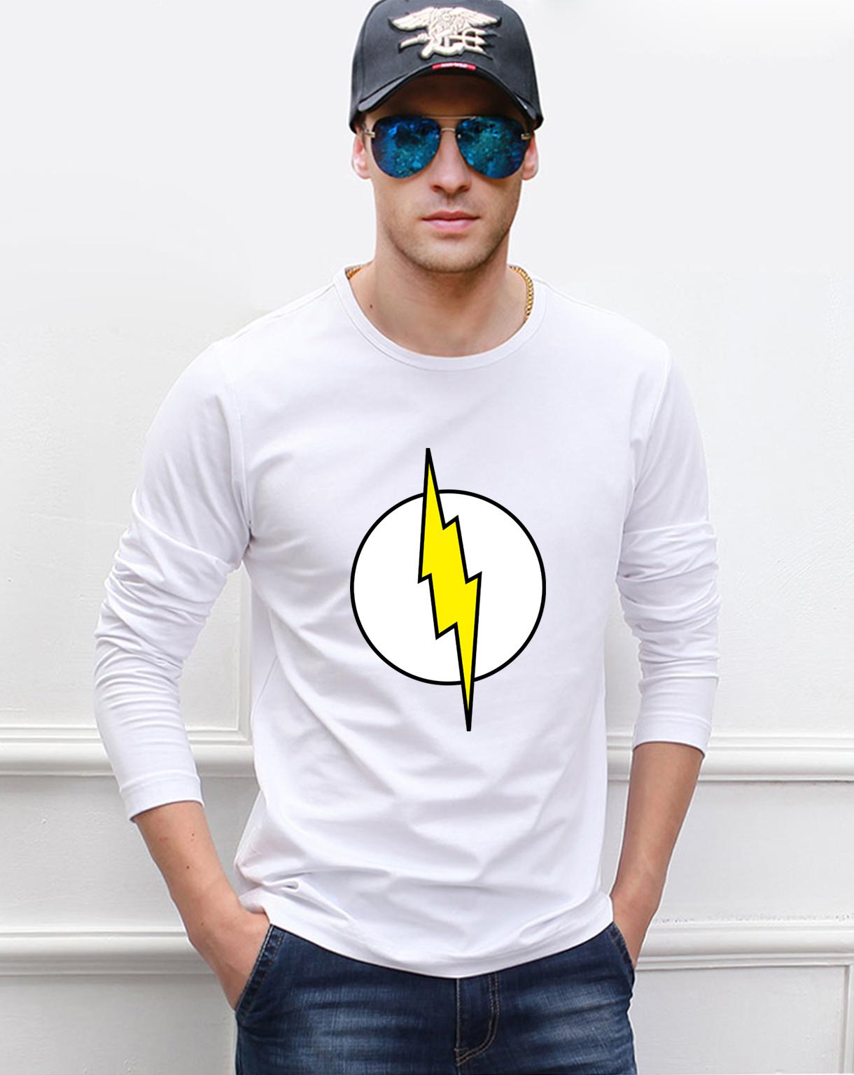 Sheldon Flash Camisa - Compra lotes baratos de Sheldon