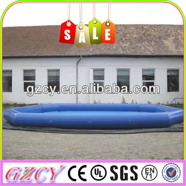 Hot Sale Outdoor 0.9mm PVC Walmart Inflatable Pool