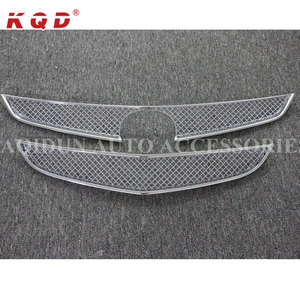 Quality reliable car chrome front grille ABS plastic car grille for BT-50