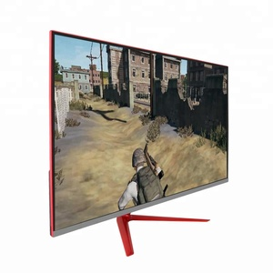 Full view 2K 27 inch 144hz gaming computer monitor