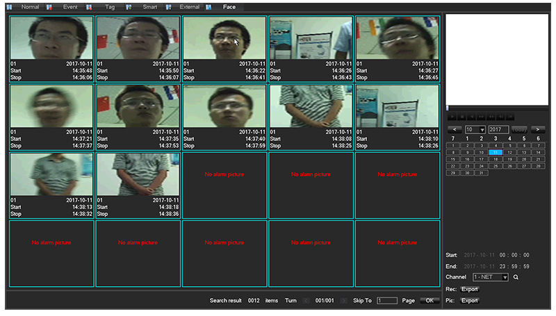 Power Supply DC 12V Face Recognition Free Client Software Download H 264  Dvr Motherboard Dahua Cctv Camera with Dvr NST-XVR5116P, View Cctv Camera