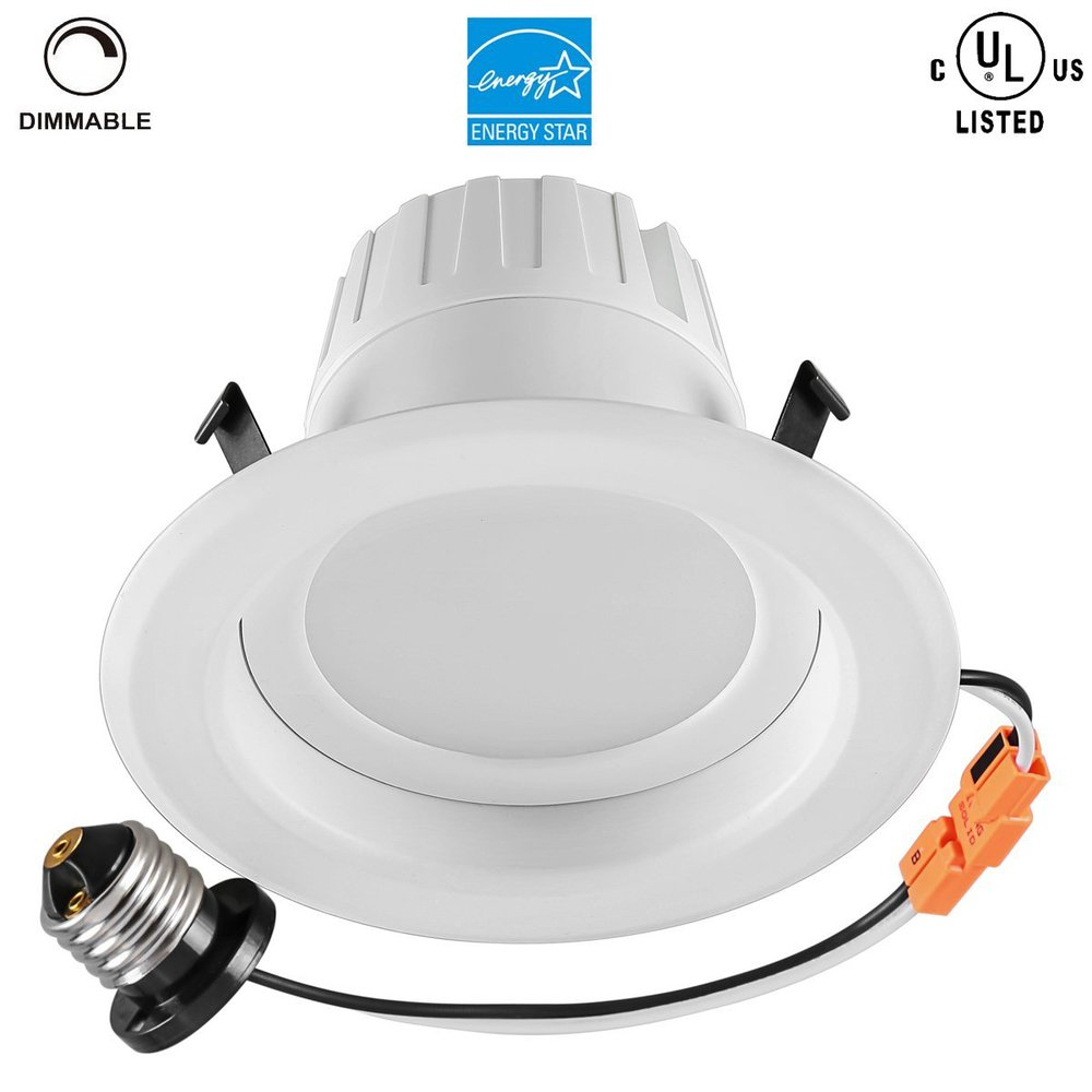 4inch Retrofit Led Recessed Lighting Led Down Lights With E26 ...
