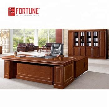 Lujo Diseño Personalizado Grande Mesa De Oficina Precio Para Boss - Buy  Mesa De Oficina,Mesa De Oficina Grande,Mesa De Oficina Grande Para Jefe ...