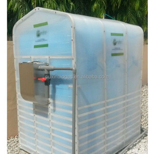 biogas plant small biogas machine