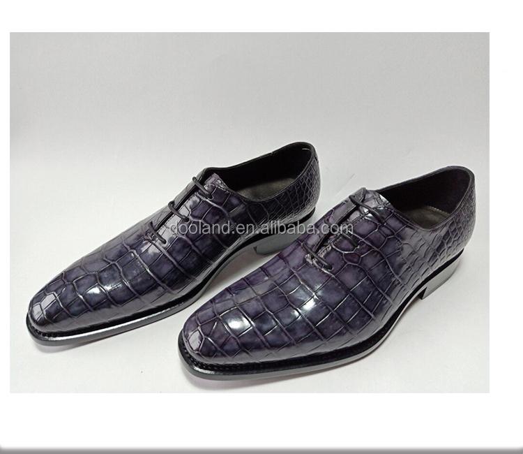 Zapatos De Vestir De Piel Auténtica De Cocodrilo Con Efecto Retro Buy Zapatos De Cuero De Cocodrilo Genuino Para Hombres,Zapatos De Vestir De Cuero