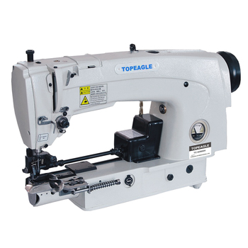 Topeagle Tc40 Single Needle Lockstitch Bottom Hemming Jeans Classy Sewing Machine For Hemming