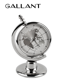 insert clock world map watch dial with silver bezel fit up for desk clock