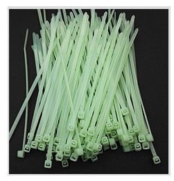 UV Stabilized Black nylon 66 cable ties