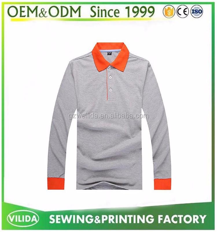 3f8b06284a8 Men Mesh Polo Shirt Business Casual Guangzhou Factory Plus size Double  Collar Black Polo Shirt
