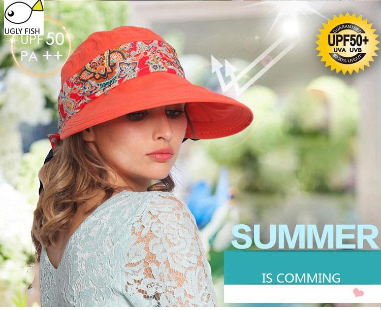 d1a8bd256a181 Detail Feedback Questions about Sun Hats Summer hats for women beach ...