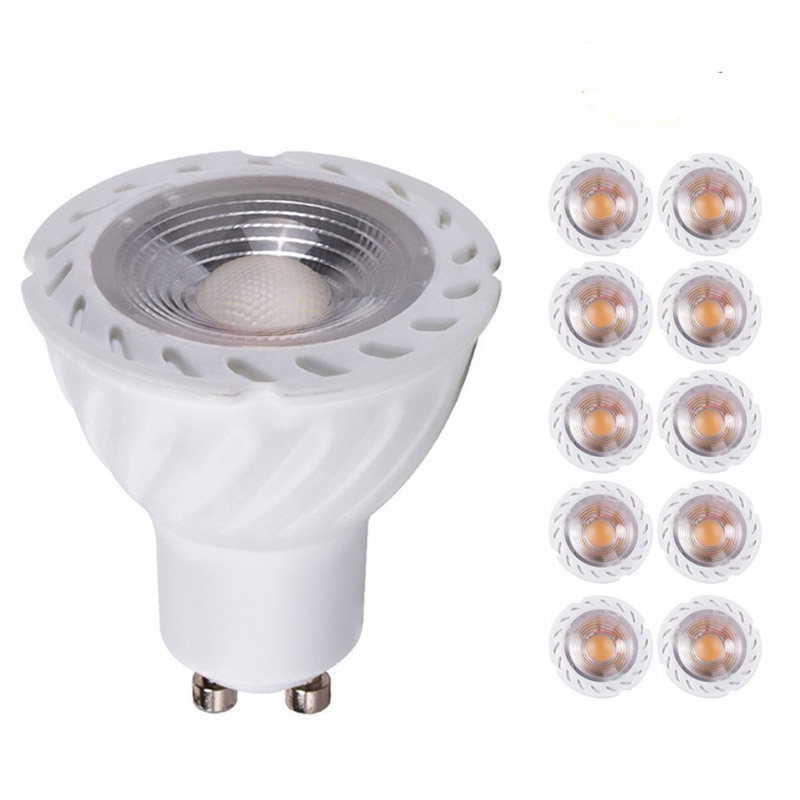 Wholesale 5w GU10 Led Bulb 50w Equivalent Recessed Lighting GU10 ...
