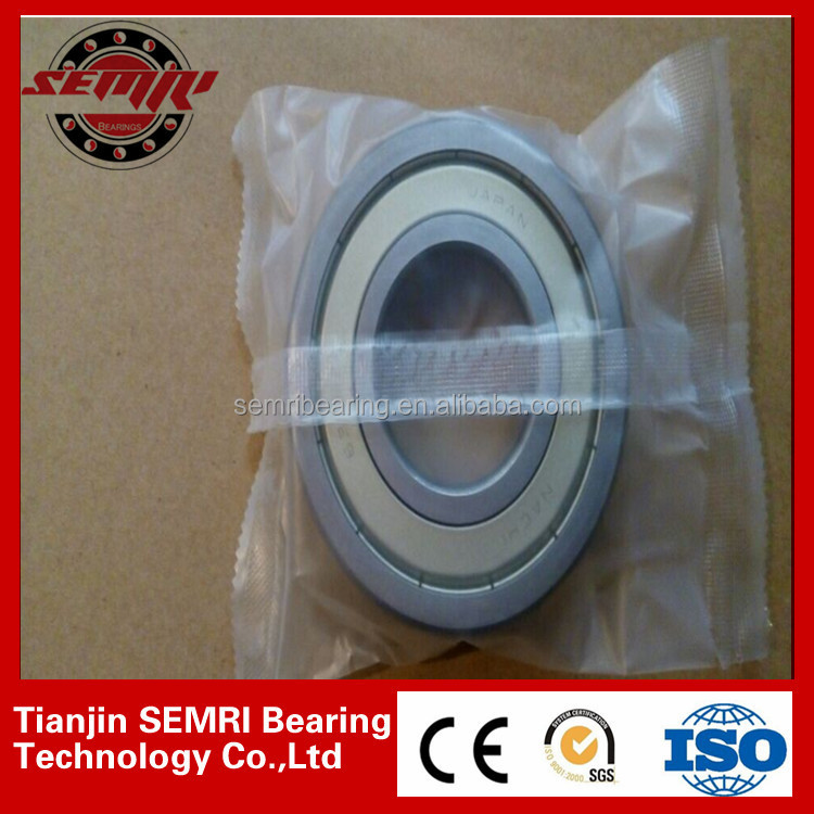 high precision trolley wheel bearing 6005-rs for machine bearing