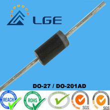 rectifier diode small 1000V silicon rectifier diodes in5408