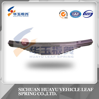composite leaf spring/ conventional leaf spring/ different types of leaf springs