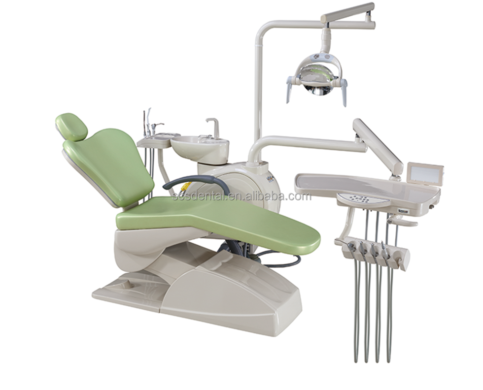 Dealer price dental chair manufacturer China/Electric Power Source/Reflecting LED Lamp
