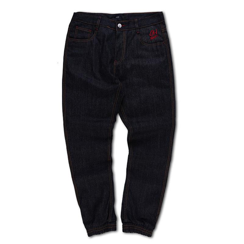 Bigbarry Boys Ankle Length Baggy Thin Elastic Waist Jogger Cotton Linen Pants