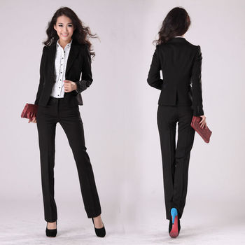 New Style Office Lady Suit Women Hot L091605