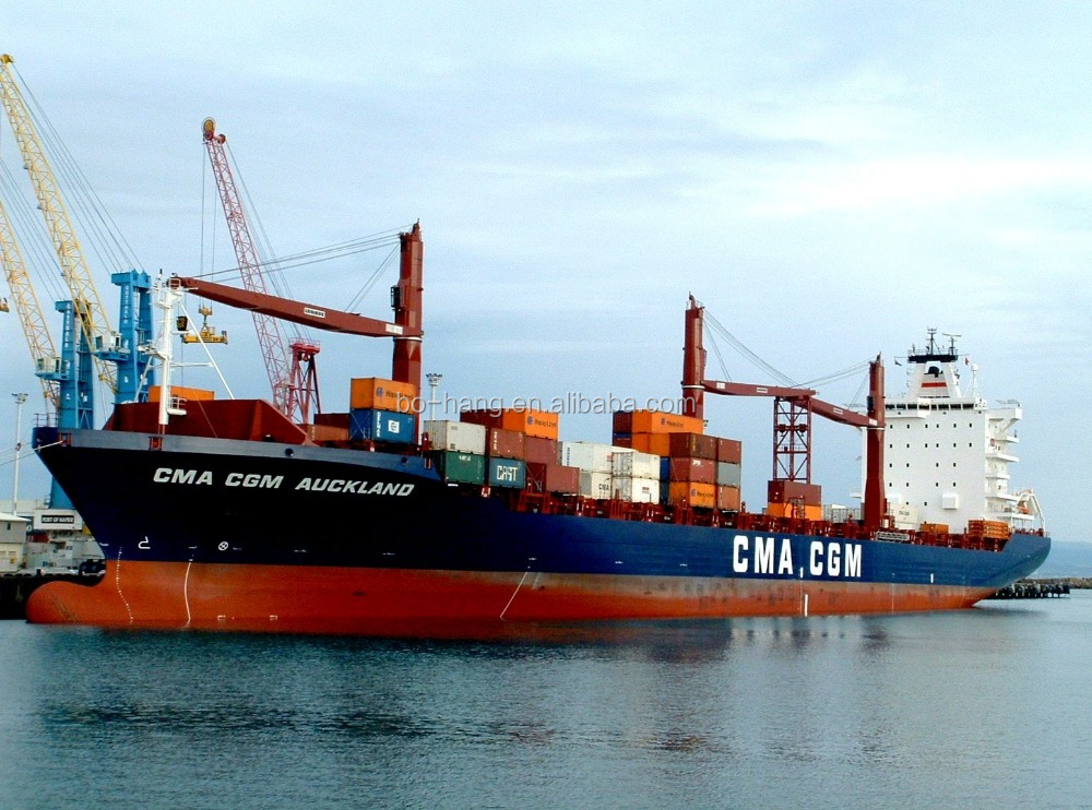 Competitive international ocean shipping rate to USA and Europe