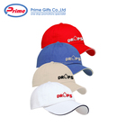 Cap Custom Logo Embroidered 100% Cotton Baseball Cap For Promotions