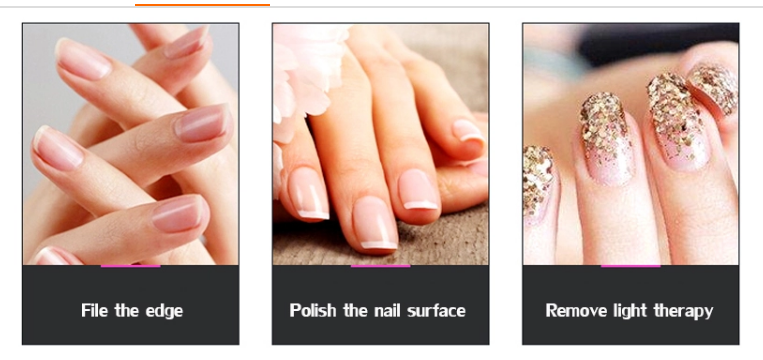 Hot Koop Nail Care File Top Kwaliteit Polijsten Nagelvijl