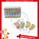 Fruit Watermelon Jelly Pop Lollipop Candy