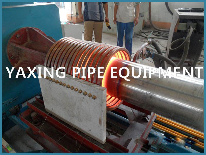 Hydraulic tube flaring tool equipment for making bell
