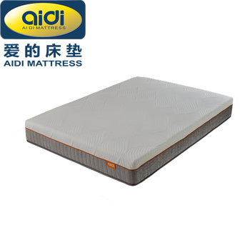 10 inch white king size queen size double size bread type pocket spring mattress memory foam