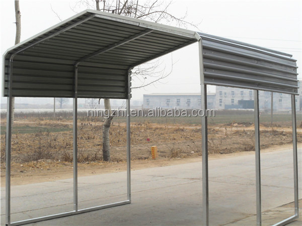 Steel Awning For Cars Prefab Metal Shed Car