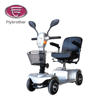 CE approved ST098 disability scooter for elderly