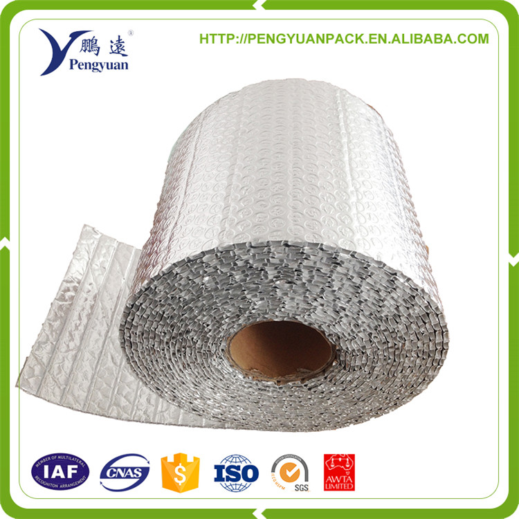 Mpet Air Bubble Insulation Sheet Radiant Roof Barrier