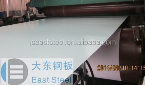 Coated Writing Board Steel Galvanzied Raw Material