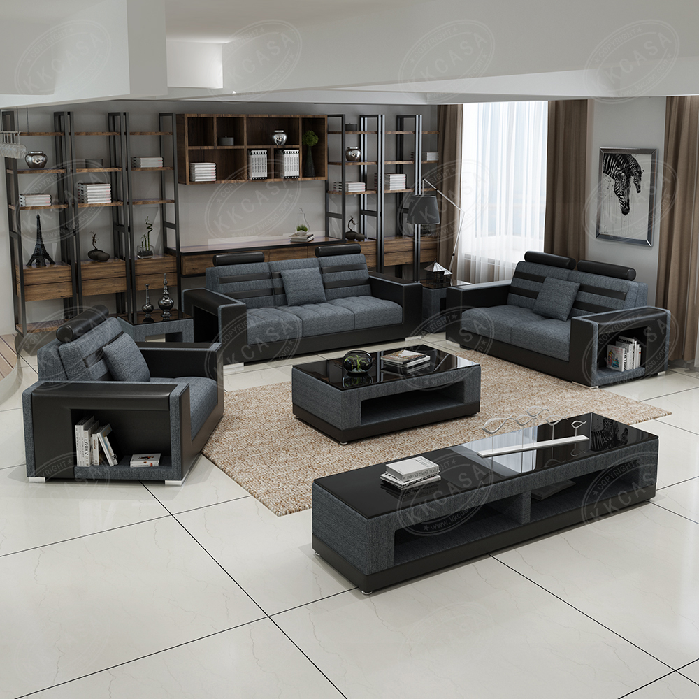 Foshan Funiture City Modern Living Room Leather Sofa Set 3 2 1 Seater - Buy  Leather Sofa Set,Leather Sofa Set In Living Room Sofas,Leather Sofa Set 3  ...