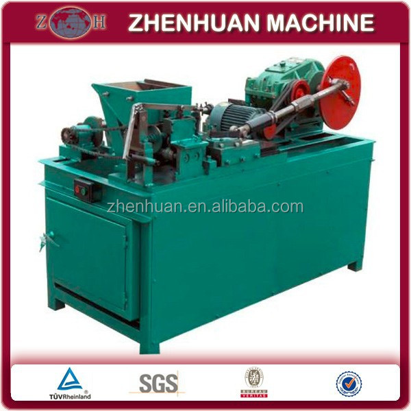Auto motorcycle step spoke making machine