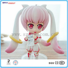 PVC sexy nude girl anime action figure, high quality japanese nude sexy girl anime pvc figure, custom made nude pvc anime figure