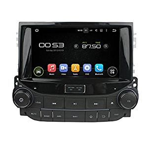 NaviTopia KD-8089 HD 1024x600 Quad Core 16G 8inch Android 4.4.4 Car DVD GPS Navigation for Chevrolet MALIBU 2012