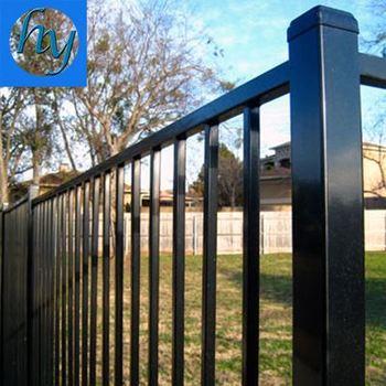 Powder Coatingsteel Fence Panels Residential Powder Decorative Metal Fence  Gates Powder Decorative Metal Fence Panels - Buy Powder Coatingsteel Fence